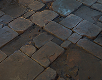 Stone Floor Tile 03 [Realtime]