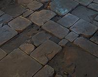 Stone Floor Tile 03 [Realtime]