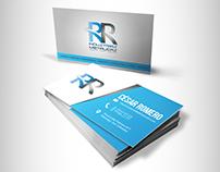 Rediseño logotipo RR Industrias Metálicas