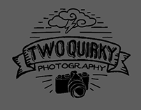 Two Quirky Photography Branding
