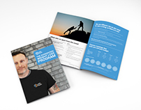 Refit.team - Brochure Design