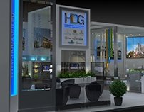HDG Helioplois Developers Group Booth