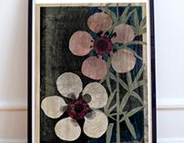 Manuka Blossom Print
