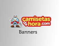 Banners - Camisetas Da Hora