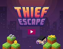 Thief Escape game design