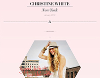 Interview with Christine White