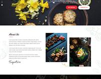 Cafe Biz   Restaurant & Food WordPress Theme