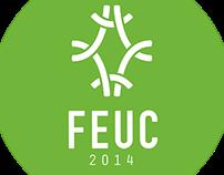 Diseño de Identidad FEUC 2014