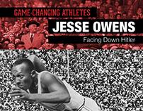 """""""Game Changing Athletes"""" book series"""
