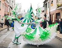 Batuque (M.Sala e P. Bandeira) - Carnaval Mealhada 2018