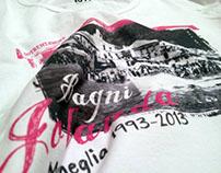 """T-shirt """"Jolanda Beach"""""""
