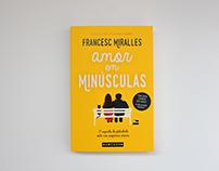 Book Cover - Amor em Minúsculas
