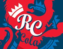 RC Cola rebrand