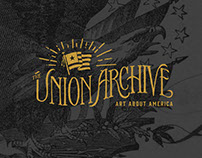 The Union Archive Logo+branding