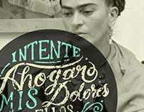 Frida Lettering