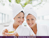 SPA GOOGLE BANNERS