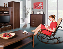 Flyer for furniture company September