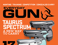 Everyday Gun magazine 2018