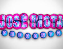 """Logotipo """"José Mota Presenta"""""""