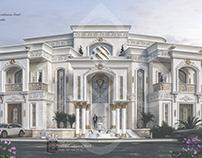 Luxury Classic Style Villa