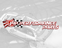 Jap Performance Parts LTD - Website Redesign