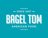 Bagel Tom - Brand design