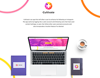 Cultivate website