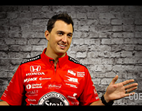 Graham Rahal Interview INDYCAR