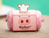 The square sausage «Kuber»