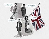 UK Parliament. Stop motion