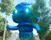 Botty 3d Oscar Creativo