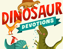 Dinosaur Devotions -Harper Collins
