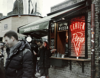 TRAVELING WITH FILM CAMERA PROJECT: London
