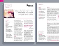 Case Study template | Aspera