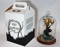 Wild & Rampant - Packaging