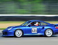 Porsche 2003 996 Turbo June 2016 Mid-Ohio PCA Track Day