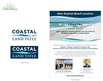 Coastal Land Title - Title Company Rebranding