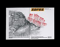 Zarez Cover