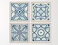 Tiles Pattern Design