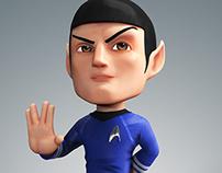 Mini Spock