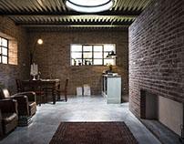 Loft in Borgo Giannotti - Lucca   ph. Andrea Vierucci