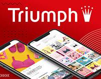 Triumph Argentina - Instagram - Dirección Creativa