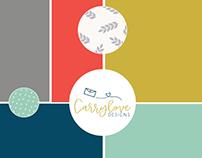 Carrylove Designs | Brand Identity