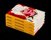 Des Pudels Kern (The crux of the matter) – Book Design