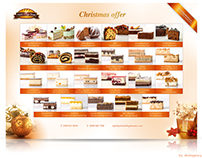 "Brand: Polish Village Bread Project: ""Christmas offer"""