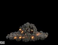 Large Explosion