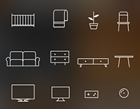 36 FREE LINE ICONS IN VECTOR