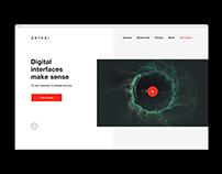 Artkai home page