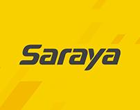 SARAYA | BRANDING