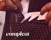 Compleat, a saree pleating tool
